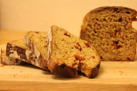Annas Dolce Vita Brot Backmischung im Glas zum selber machen