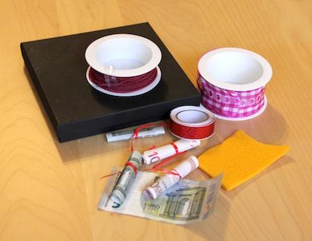 Geldgeschenke schnell und originell verpacken  JoinMyGift Blog