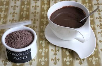 Süße Geschenke im Glas - Cioccolata calda