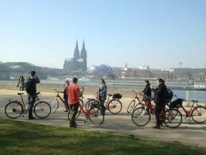 Fahrradtour mit Colonia Aktiv