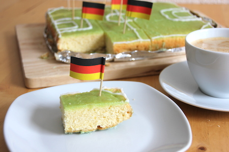 Fussball Kuchen Rezept Fur Die Wm Party Joinmygift Blog