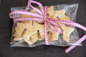 Kekse als Geschenk