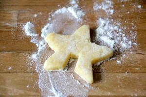 kleine DIY Geschenke: Kekse mit Ausbuchtung