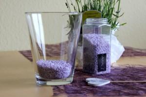 Lavendel Mitbringsel