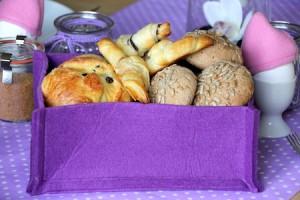 Brotkörbchen selber machen