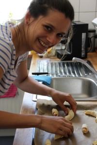 croissants selber backen
