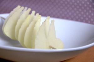 Kölner Dom Chips selber machen