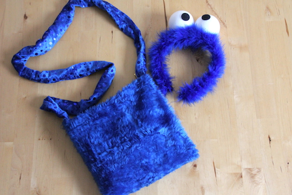 Cookie Monster Accessoires