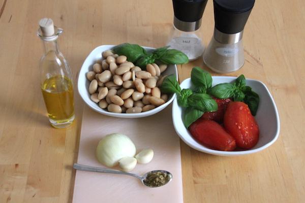 Bohnen Tomaten Dip Rezept