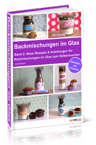 Buch Backmischungen im Glas Band 2