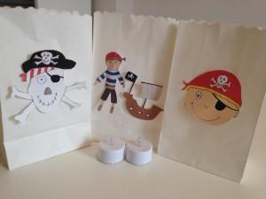 Piraten Kindergeburtstag 3 Ideen Fur Die Tischdekoration