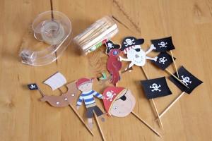 Freebee - Gratis Piraten Kindergeburtstag