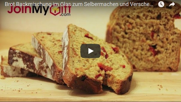 Annas Dolce Vita Brot Brotbackmischung