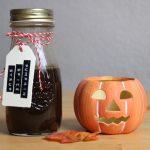 Pumpkin Spice Sirup ganz einfach selber machen