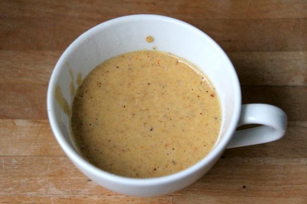 Pumpkin Mug Cake Rezept