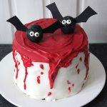 Vampir Torte zum Kindergeburtstag