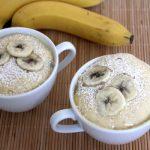 Bananen Tassenkuchen Rezept ohne Backen