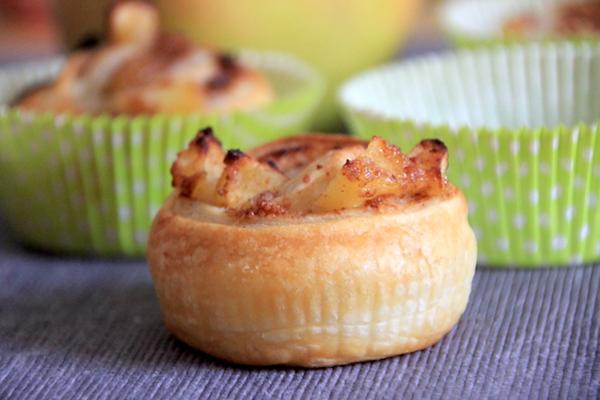 Apfel Nuss Zimtschnecken Rezept