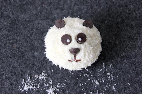 Panda Muffins Rezept