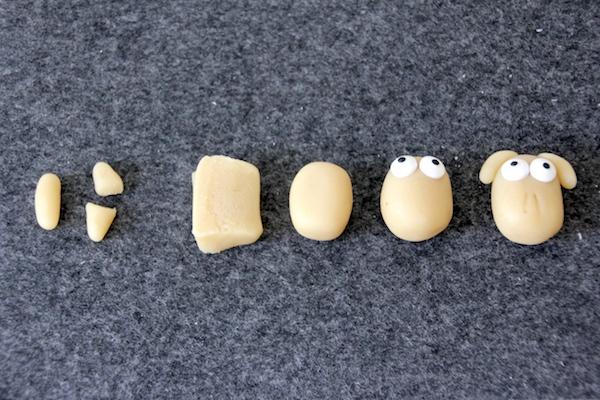 Schaf Muffins selber machen