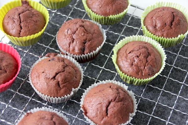 Schneemann Muffins Rezept