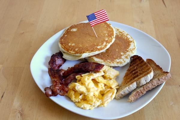Amerikanische Pancakes selber machen