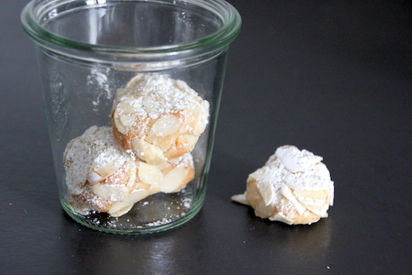 Mandorlini italienisches Mandelgebäck Rezept einfach