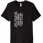 Das perfekte Geschenk: Witziges T-Shirt was garantiert zum Lachen bringt!