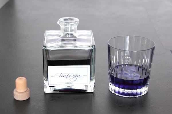 Tinte Gin - Rezepte