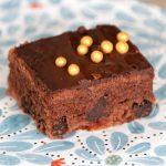 Whisky Kuchen mit Schokolade (Rezept)